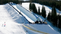 FIS Freestyle ski world cup 2015 - Start list Qualification Halfpipe Copper Mountain